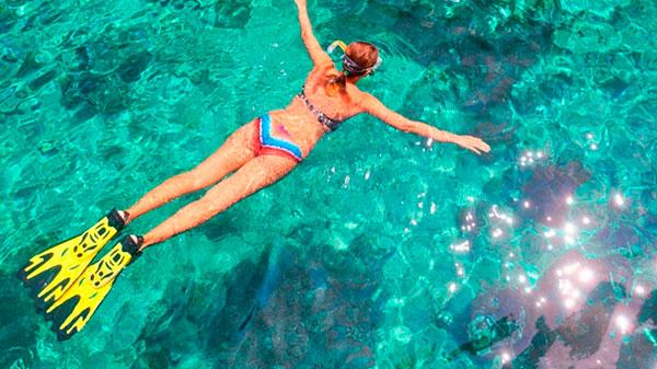 10 Consejos para practicar Snorkel en Cabo de Gata