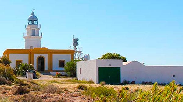 Exposición sobre los Faros de Cabo de Gata