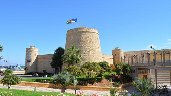 Roquetas de Mar la mayor oferta turística de Almería