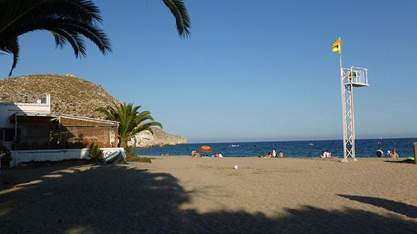 Playas con Bandera Azul en Cabo de Gata