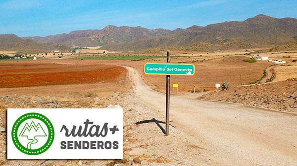 """El programa """"Rutas + senderos Almería 2017"""" pasa por Cabo de Gata"""