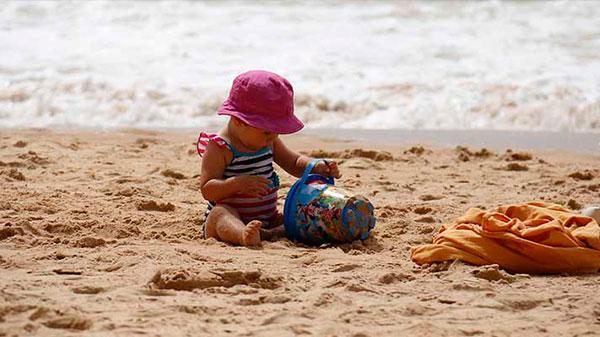 Las mejores playas para los niños en Almería