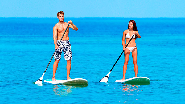 10 Tips to practice Paddle Surf - SUP