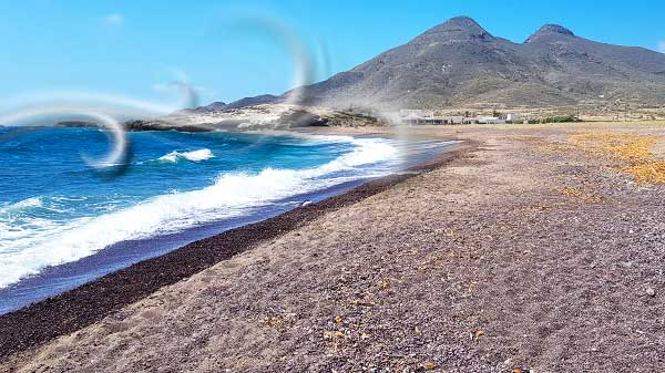 ¿Qué hacer un día de viento en Cabo de Gata?